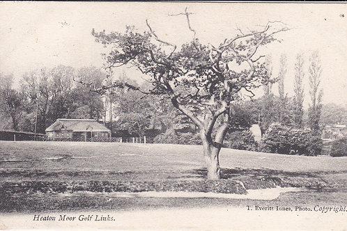 Heaton Park Golf Course Ref.1145 C.1904
