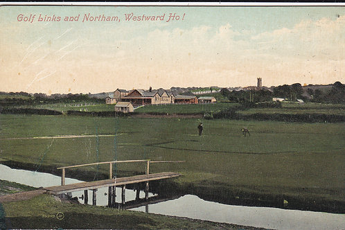 Westward Ho! Golf Links Ref.039