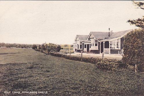 Rowlands Castle Golf Course Ref.1597 C.19