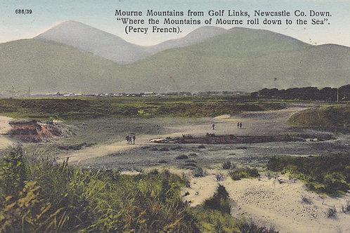 Newcastle County Down Ref.2223a C.Ea 1900s