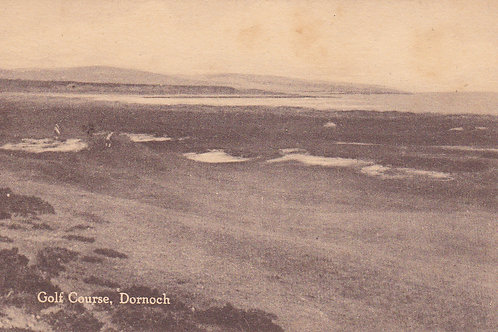 Dornoch Golf Links Ref.1565