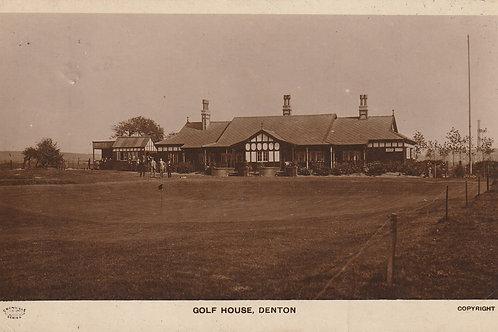Denton Golf House M/cr Ref.2462 C.Pre 1022