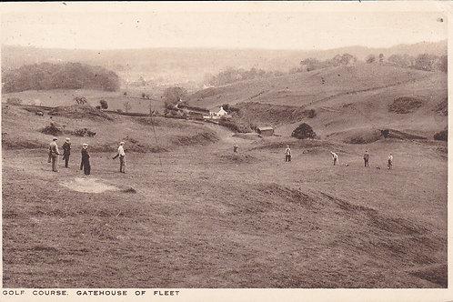 Gatehouse Golf Course Ref.1165 C.1925