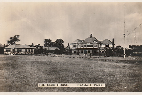 Bramhall Park Golf Club House Ref.2501 C.1960s