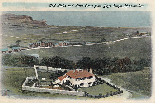 Great Orme Golf Links.Ref 230. C.Early 1900s