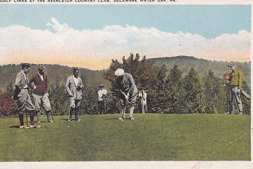 Bobby Jones at Reenleigh Country ClubRef.2257a