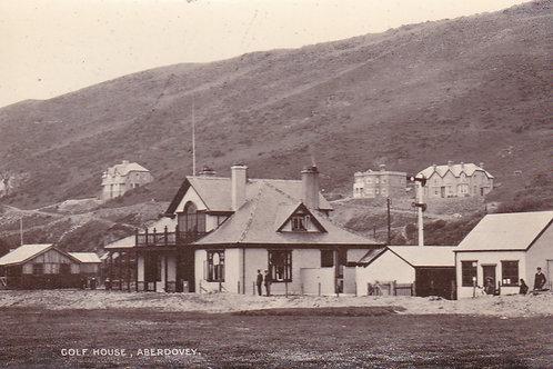 Aberdovey Golf Pavilion C.Ea 1900s Ref.1195a