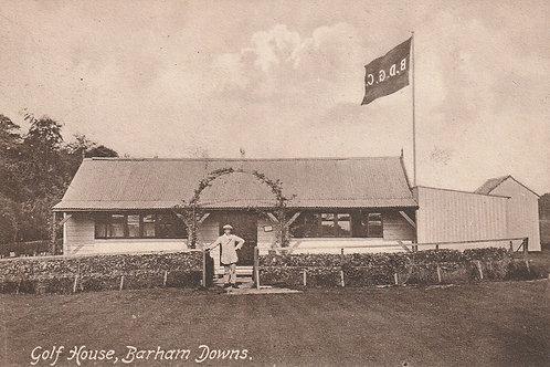 Barham Downs Golf Pavilion Ref.2703 C.190-100