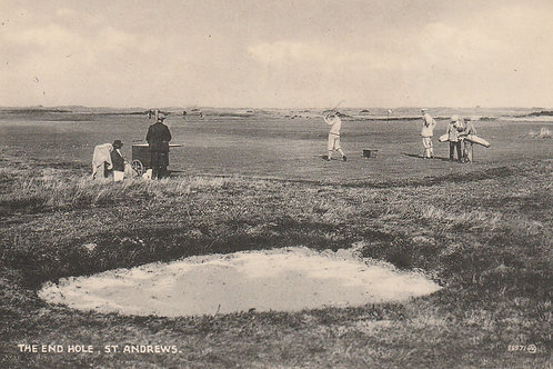 St.Andrews Links The End Hole, C.1920s