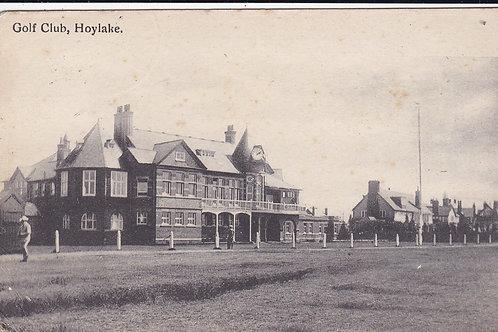 SOLD>Ref.1028.Hoylake Golf Club House Ref.1028 C.1919