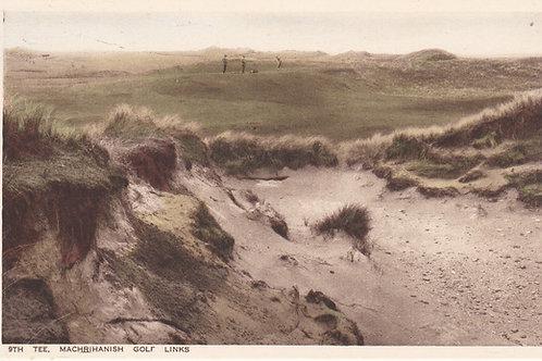 Machrihanish Golf Links, .Ref 656.C.Early 1900s