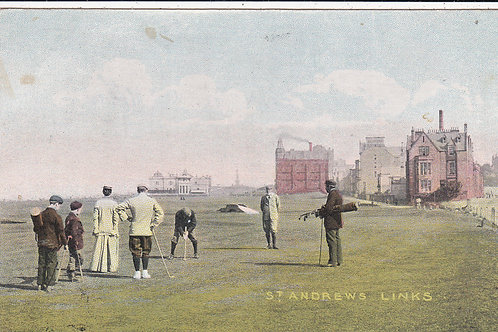 St Andrews Links Ref.693 C.Pre 1914