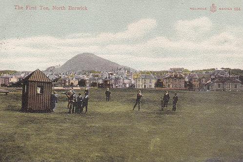 North Berwick West Links.Ref 107. C.1906