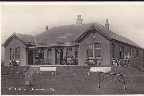 SOLD>Ref.1692.Grantown-on-Spey Golf Pavilion Ref.1692 C.1920-30s