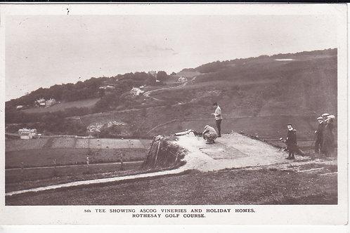 Rothesay Golf Links Ref.1785 C.Pre 1914