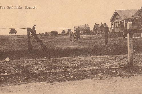 Seacroft Golf Links Ref.2373 C.1914