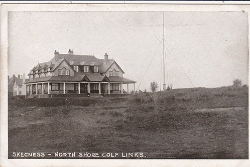 North Shore Links & Club House,Skegness Ref.063 C.1910-14