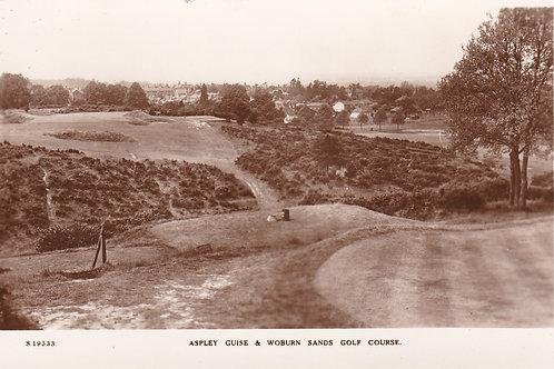 Aspley Guise & Woburn Sands C.1930.40 Ref.1578