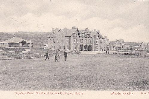 Machrihanish Golf Links Ref.2105a C.1905