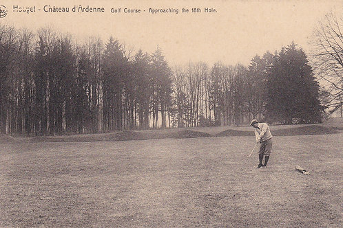 SOLD>Ref.822.Ardenne Golf Course.Ref 822. C.Early 1900s