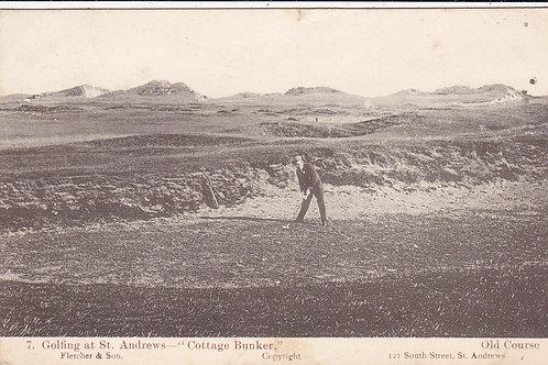 St.Andrews (Golfing at)Ref.633 C.1905