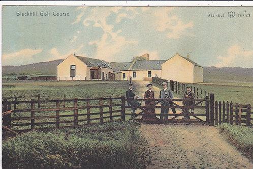 Blackhill Golf Course & Club House Ref.1374