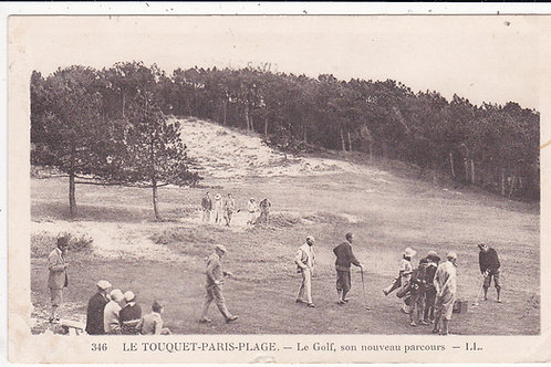 Le Touquet-Paris-Plage-Le Golf Ref.1349 C.1933