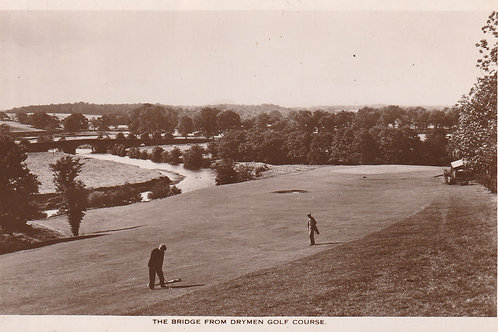 Drymen Golf Course Ref.2424 C.Ea 1900