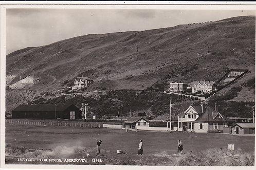 Aberdovy Golf Club House Ref 1001 C.1930s ?