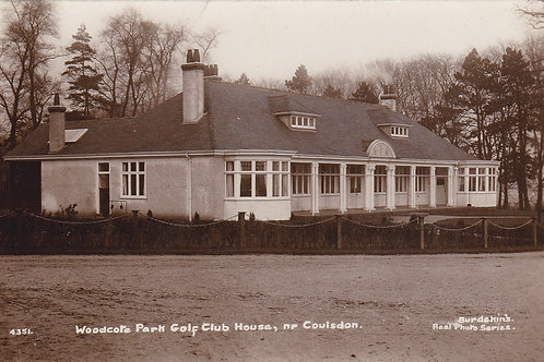 Woodcote Park Golf Club Ref.1656 C.19