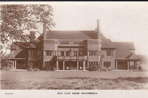 Beaconsfield Golf House C.1912-18 Ref.