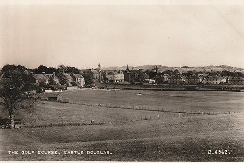 Castle Douglas Golf Course, D & G Ref.2658 C.1940s