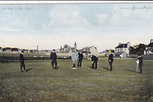 Elie & Earlsferry Golf Links Ref.1175 C.1905-10