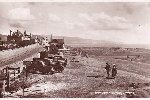 Brora Golf Links Ref.2176a C.1930s