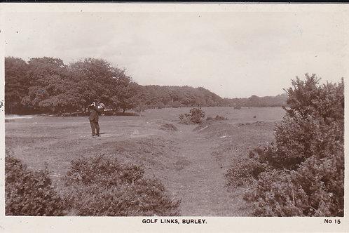 Burley Golf Course C.1920-30 Ref.1689