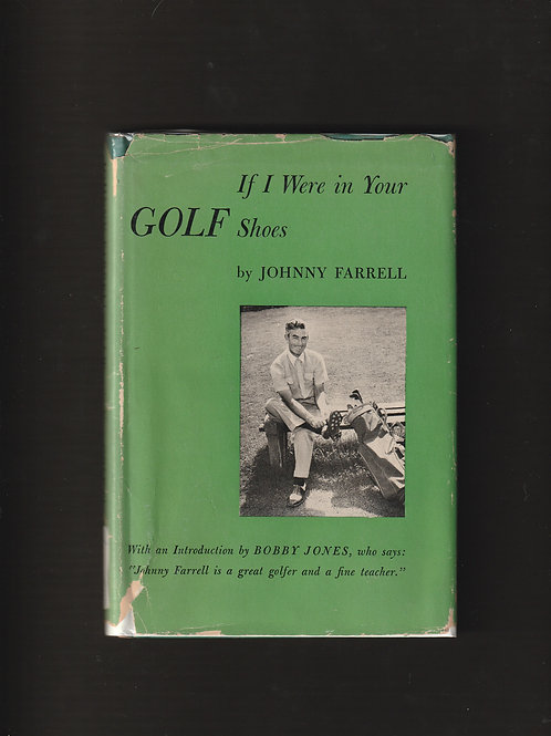 Johnny Farrell Signed If I were in your Shoes Ref.GB 905
