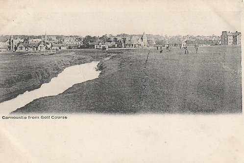 Carnoustie Links & Barry Burn Ref.2394 C.1903