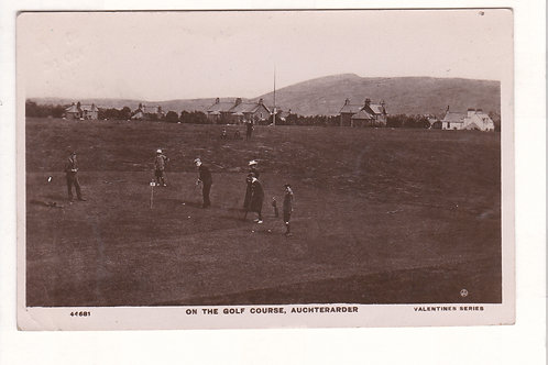 Auchterarder Golf Course Ref.1459