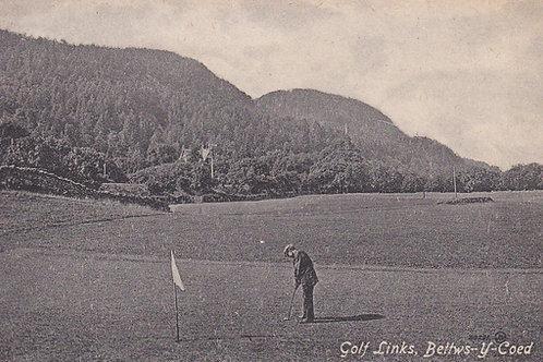 Bettws-y-Coed Links Ref.1939 C.1910-14
