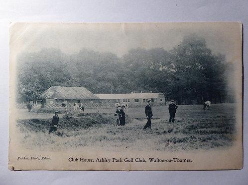 Ashley Park Golf Course Ref.1855 C.1905