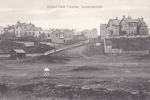Lossiemouth Relief Course Ref 957 C.1914-18