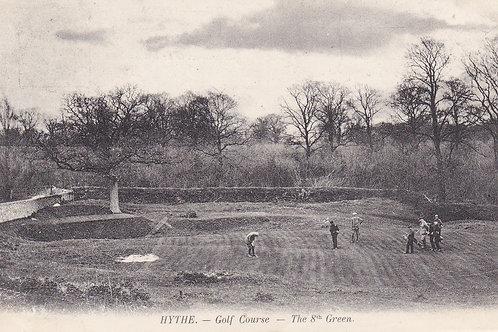SOLD>Ref.754.Hythe Golf Course,Kent.Ref 754. C.Pre 1914