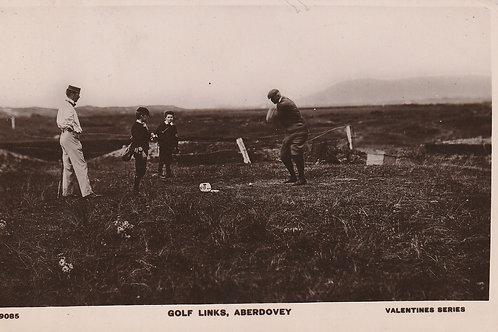 Aberdovey Golf Links 1890s image Ref.2301