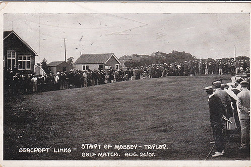 Seacroft Golf Links Massy/Taylor Match Ref.617