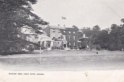 Hanger Hill Golf House Ref.580a C.1903
