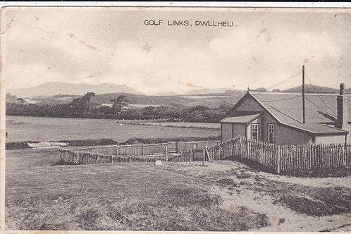 Pwllheli Golf Pavilion & Course Ref.434