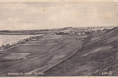 Alnmouth Village Club Ref.1566 C.1930s