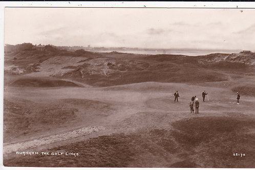Burnham Golf Links C.Early 1900s Ref 1427