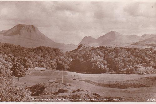 Gairloch Golf Course Ref 973 C.1930s