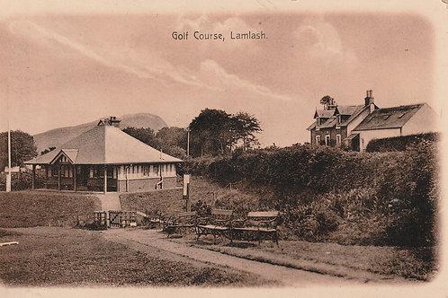 Lamlash Golf Pavilion Ref.2325 C.1920s?